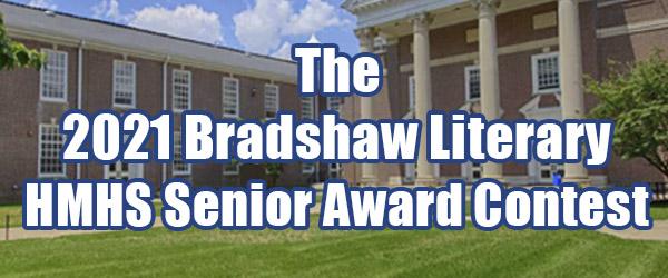 2020 Bradshaw Literary HMHS Senior Award