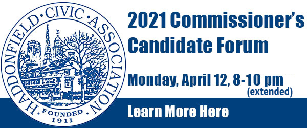 HCA Commissioners Forum April 12, 2021 8-10 pm extended