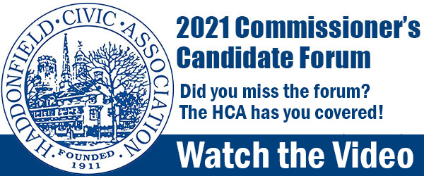 HCA Commissioners Forum - Watch the Video