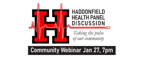 Haddonfield Health Panel Webinar