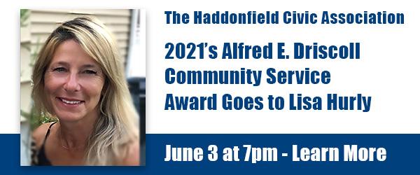 Lisa-Hirly-Driscoll Award Winner 2021